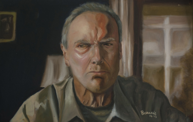 Gran Torino, oil on canvas