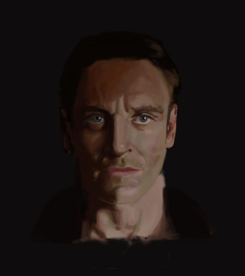 Fassbender portrait