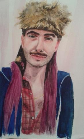 Giorgio portrait