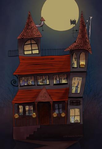 Monstrum family - House