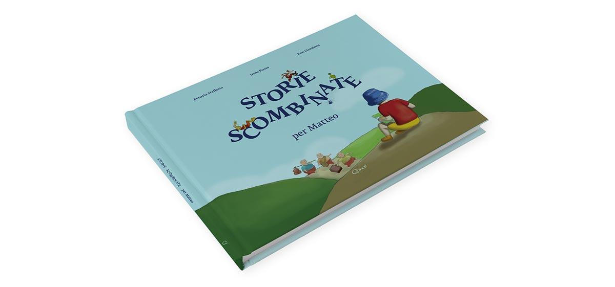 Book: Storie Scombinate per Matteo