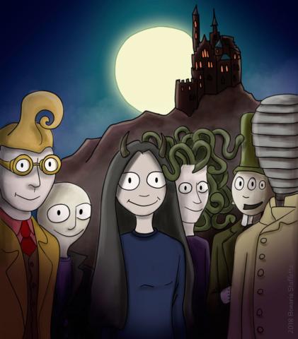 Monstrum family