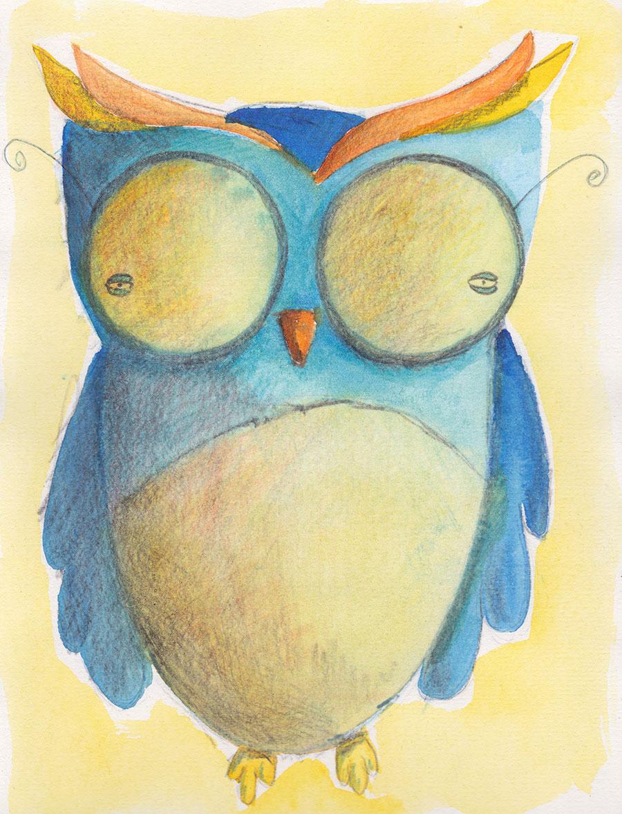 Creatures: Owl