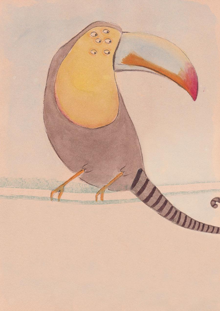 Creatures: Bird 1