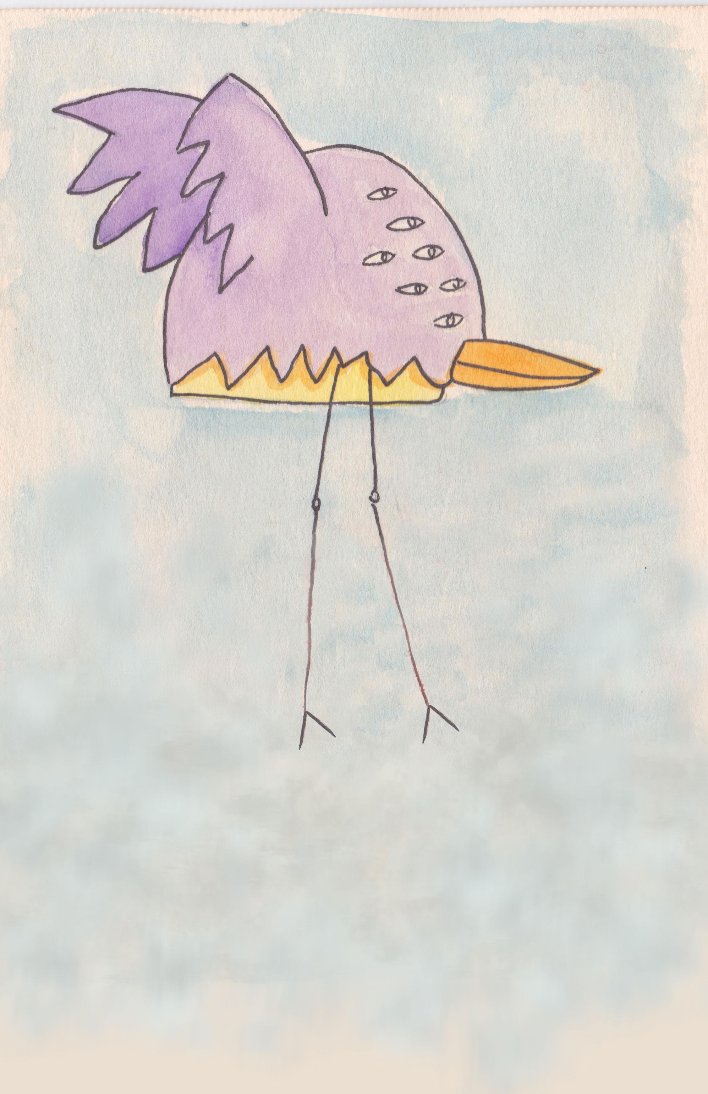 Creatures: Bird 5