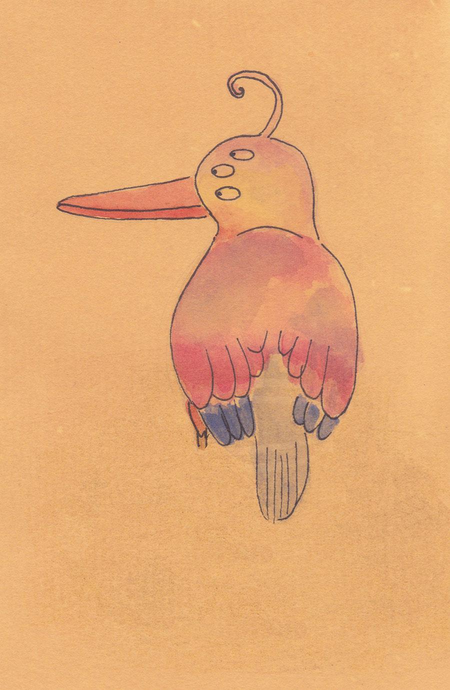 Creatures: Bird 4