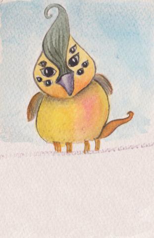 Creatures: Bird 3