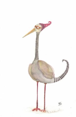 Creatures: Bird 7