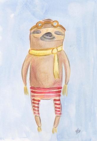 Creatures: Sloth