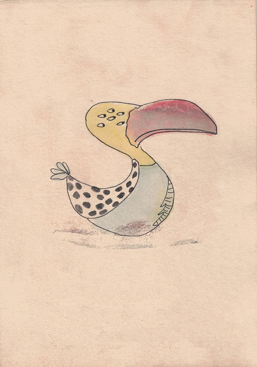 Creatures: Bird 8