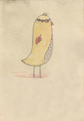 Creatures: Bird 6