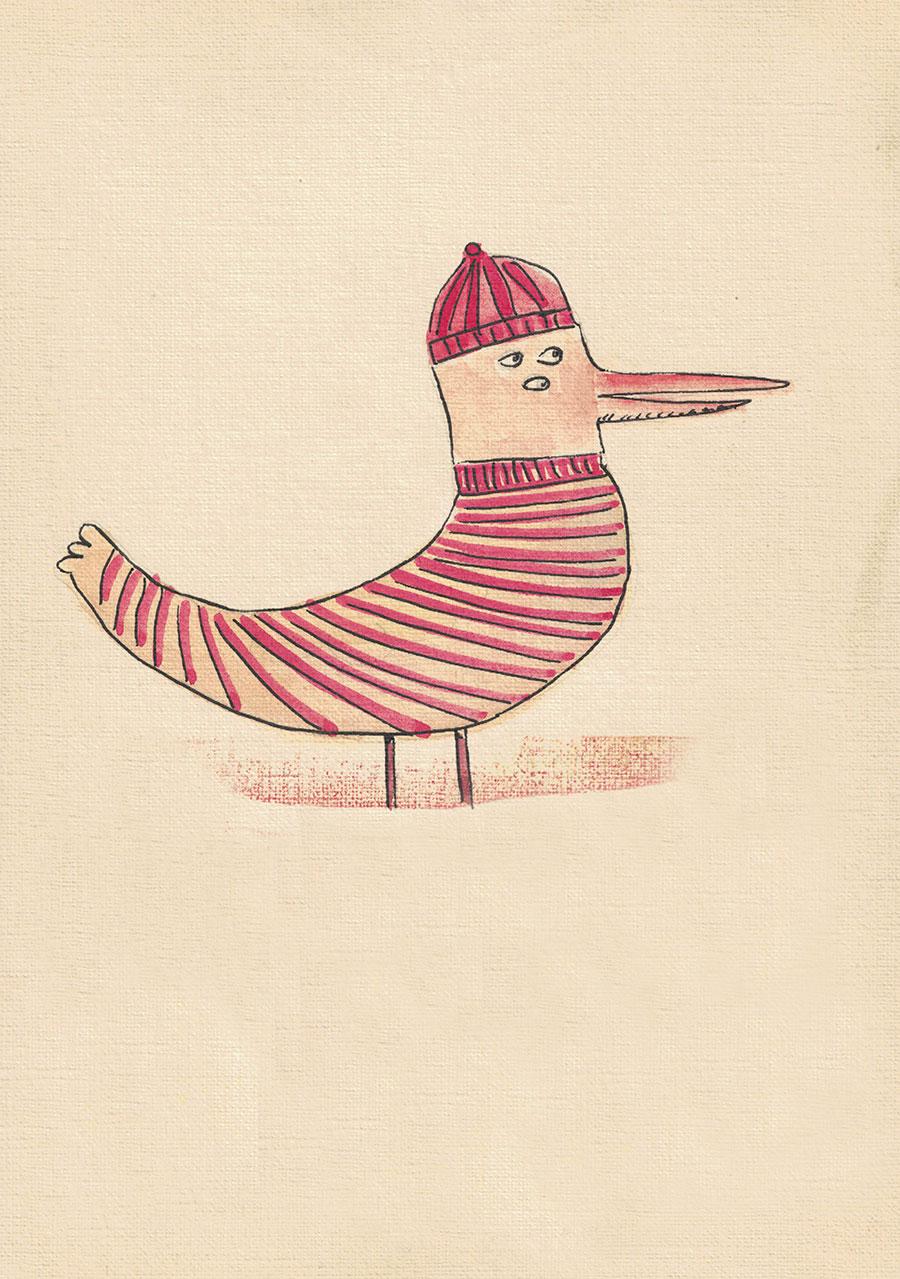 Creatures: Bird 11